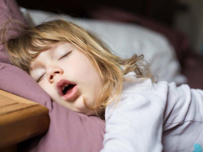 Страхи возникают при переходе от третьей к четвёртой фазе медленного сна.