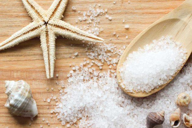 Морская соль для носа от храпа