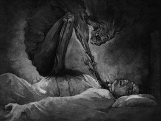 Явление, при котором человек внезапно просыпается ночью и не может пошевелиться называют сонным параличом.