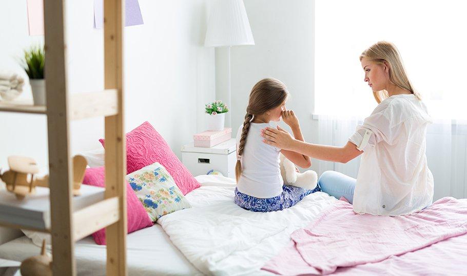 Психологическое развитие у девочек протекает быстрее, чем у мальчиков, поэтому к ним контроль над мочевым пузырем приходит раньше.
