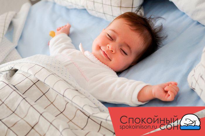 Полноценный сон необходим детям ночью по целому ряду причин