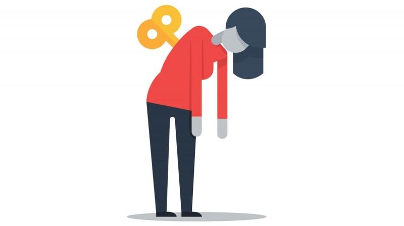 Проблемы с нормальным притоком кислорода в мозг приводят к синдрому хронической усталости, который подкрепляется частыми пробуждениями, связанными с дискомфортом.