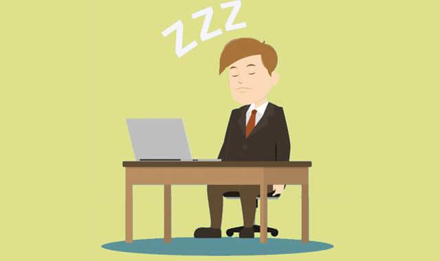 Наверное, в жизни каждого человека наступает такой момент, когда даже самая интересная работа превращается в рутину и вызывает сонливость.