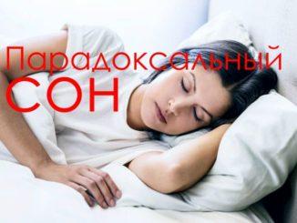 Наибольший интерес для исследований представляет быстроволновый или парадоксальный сон, поскольку с его наступлением активность центральной нервной системы почти соответствует состоянию бодрствования.