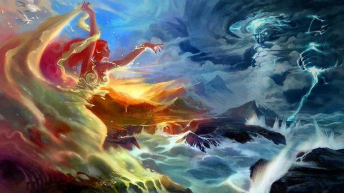 в греческой мифологии часто упоминается о царстве Морфея как о месте, куда душа отправляется пока тело отдыхает