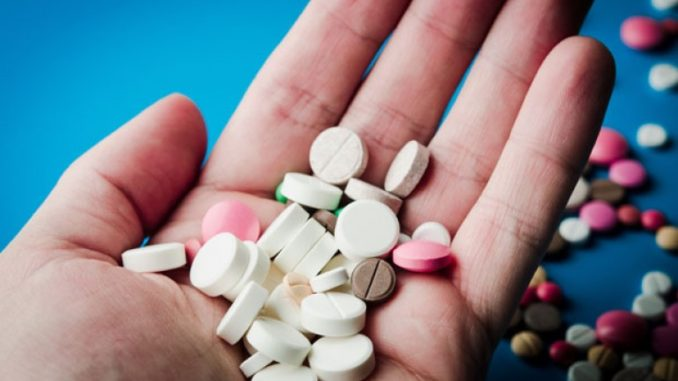 На полках аптечных киосков представлен длинный список препаратов, относящихся к дневным транквилизаторам